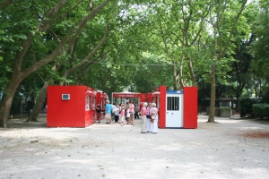 Biennale ticket office