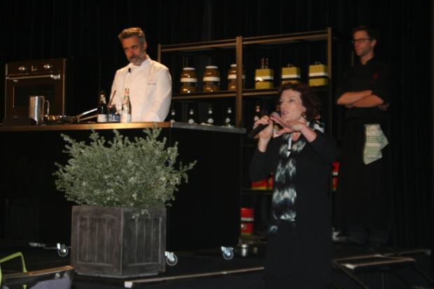 Joanna Savill Festival Director