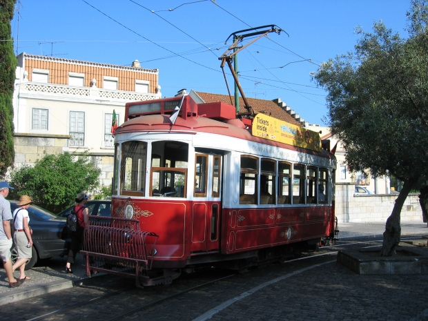 Traditional Lisboa Tram
