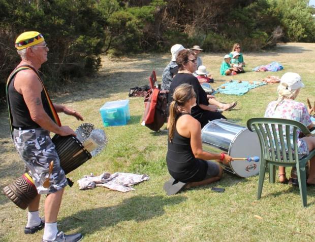 Drumming jamming